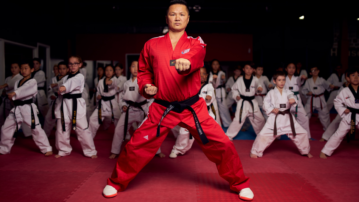 Grand Master Tommy Chang